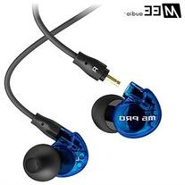 MEE Audio M6 PRO Noise-Isolating Limited Edition Blue In-Ear