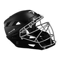 Easton M7 Catchers Helmet, Black, Large
