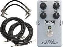 MXR M89 Bass OVERDRIVE Pedal w/ 4 Cables