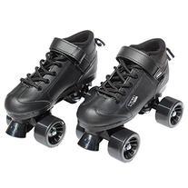 Mach5 GTX 500 Roller Skate - Black - Size 2