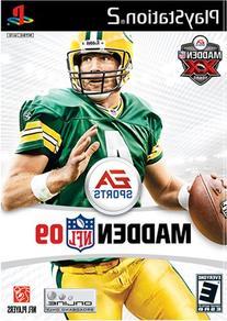 Madden NFL Football 09
