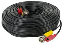 Amcrest Security Camera Cable 100FT BNC Cable, Camera Wire