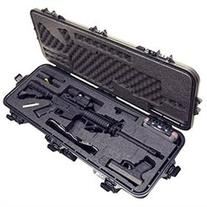 Case Club Pre-Made Waterproof AR15 Rifle Case with Silica