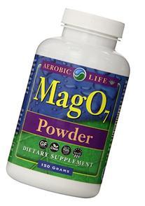 Aerobic Life Mag 07 Oxygen Digestive System Cleanser Powder