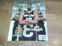 Sports Illustrated Magazine: The Biggest 3
