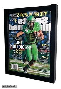 Magazine Display Case Magazine Display Frame Sports