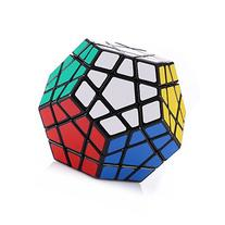 Babrit 12 Colors Magic Cube Brain Teaser Megaminx Speed Cube