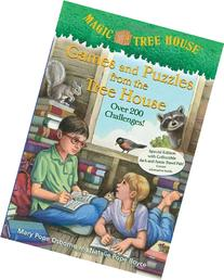 Games and Puzzles from the Tree House: Over 200 Challenges