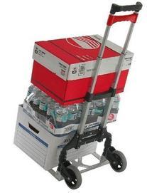 Magna Cart Personal 150 lb Capacity Aluminum Folding Hand