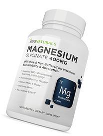 Magnesium Glycinate Chelate 150mg in Vegan Capsules, Better