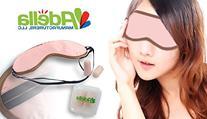 Magnetic Eye Mask Plus Free Ear Plugs Get Your Best Sleep of