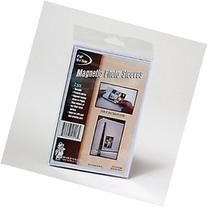 "Set of 4 Magnetic 4"" x 6"" Photo Sleeves Insert Picture"