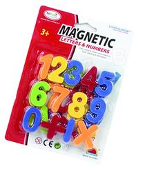 First Classroom Magnetic Numbers & Symbols in a Small