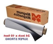 "Magnum Magnetic 24""x10 feet .30mil Super Strong Flexible"