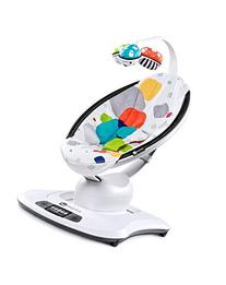 4moms mamaRoo Plush Infant Seat in Multi by 4moms