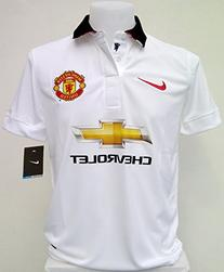 Manchester United Away Soccer Jersey 2014/15 size L