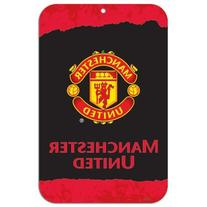 """Manchester United Signs 11""""x17"""