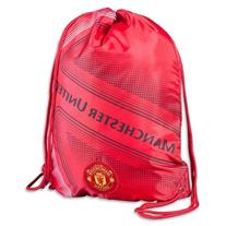 Manchester United Official SOCCER One Size Cinch Backpack