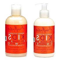 Shea Moisture Mango & Carrot Kids Shampoo and Conditioner