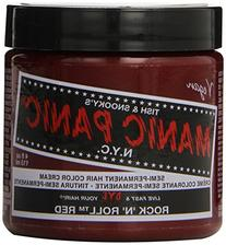 Manic Panic - Rock N Roll Red Hair Dye, 4 fl oz