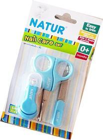 Natur Baby Manicure Set Children Kids Safety Nail Cutters