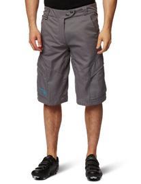Alpinestars Manual Freeride Bicycle Shorts, Small, Dark Gray