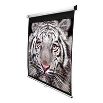 "InFocus Manual Pull Down Projector Screen - 84"" diagonal; 4:"