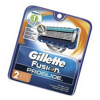 Gillette Fusion ProGlide Manual Razor Cartridges, 2 ea