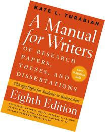 this researcher dissertation turabian