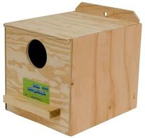 WARE MANUFACTURING INC. - COCKATIEL NEST BOX INSIDE MOUNT 9.