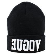 Manybeads VOGUE knitted hat autumn winter caps for men women