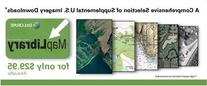 DeLorme Map Library Subscription Card for Topo USA 8.0 and