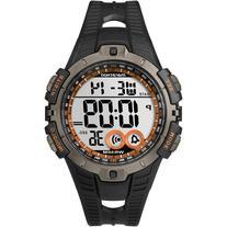 Marathon by Timex Men's Digital Full-Size Watch, Black Resin