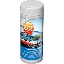 303  Marine UV Protectant Wipes for Vinyl, Plastic, Rubber,