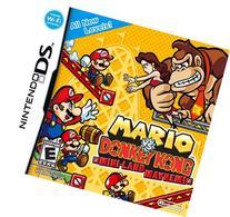 NEW Mario vs.Donkey Kong Mini Land