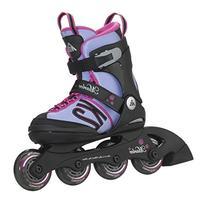 K2 Skate Girl's Marlee Inline Skates, Purple/Pink,  11-2