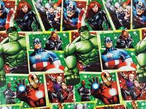 MARVEL Avengers Officially Licensed Wrapping Paper Gift Wrap