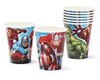 American Greetings Marvel Avengers 9-Ounce Paper Party Cups