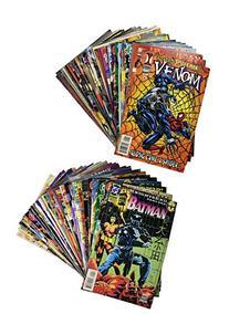 Book Lot 50 Comics Good Condition