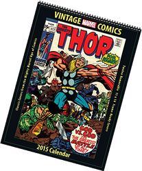 Marvel Comics 2015 Vintage Calendar