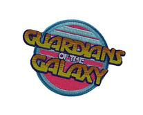 Application Marvel Guardians of The Galaxy Retro Logo Patch