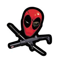 Licenses Products Marvel Universe Classic Deadpool Cross