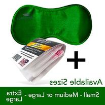 Sleep Mask  Sleeping Mask for Men or Women. A Quality GREEN