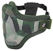 Tactical Crusader MASK2J 2G Strike Steel Half Mask. Jungle