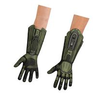 Disguise Master Chief Deluxe Child Gloves Costume