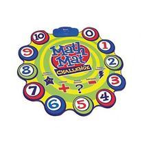 Math Mat Challenge Talking Floor Mat Game