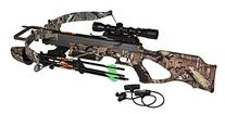 Excalibur Matrix 330 Mobu Vari Zone Crossbow, Camo, Large