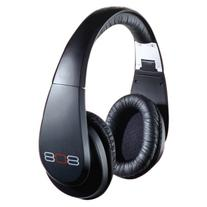 808 808 Matte Black Headphones