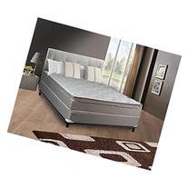 Continental Sleep Mattress, 10 Pillowtop Eurotop, Fully