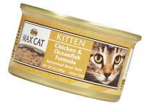Nutro Max Kitten - Chicken & Oceanfish - 24 x 3 oz